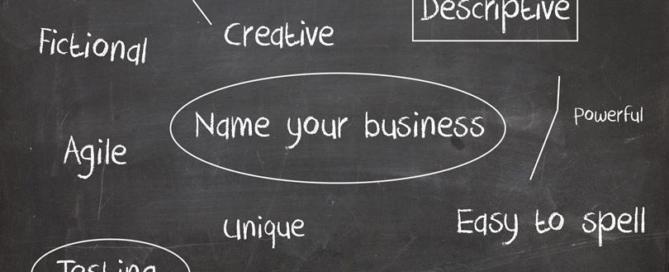 اسامی غیرقابل ثبت برای شرکت