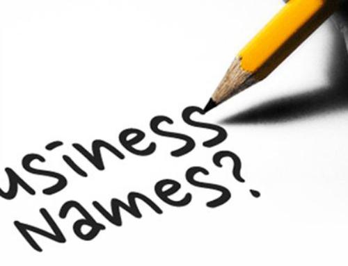انتخاب نام شرکت براساس دستورالعمل اجرایی