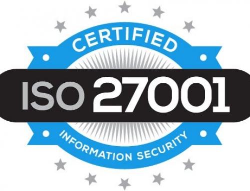 گواهینامه ایزو ۲۷۰۰۱