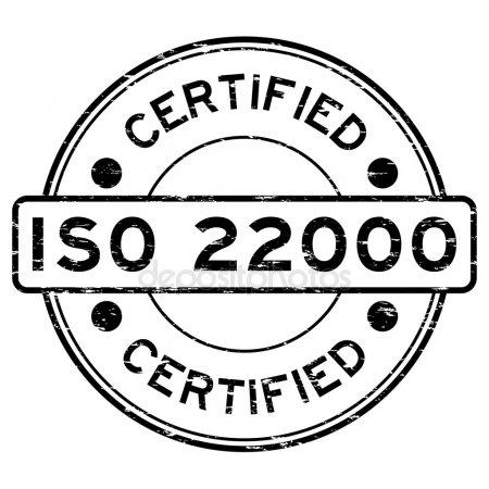 گواهینامه ایزو ۲۲۰۰۰
