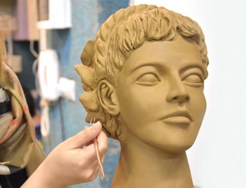 ثبت برند مجسمه سازی